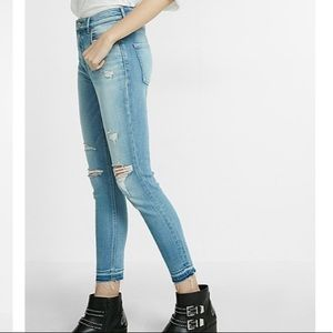 Expressed High Rise Jean